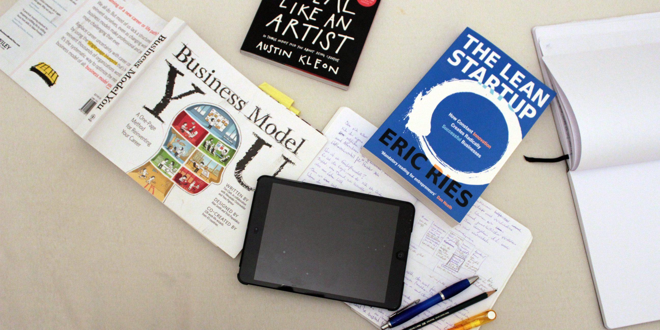 Business Model Canvas: Erfolgsperspektiven Deiner kreativen Unternehmung