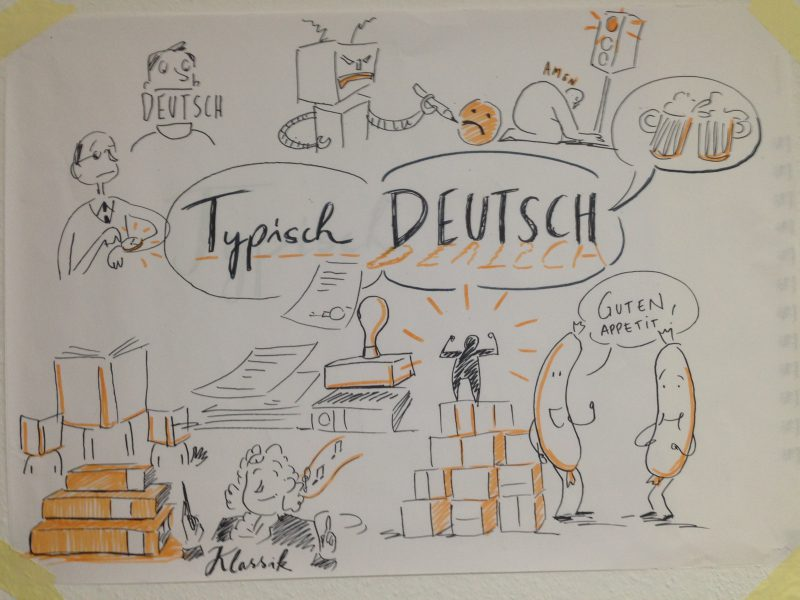 Graphic Recording für Zeichner*innen – follow-up