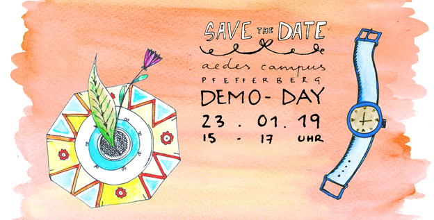 Save The Date: WerkSchau 2 Demo Day