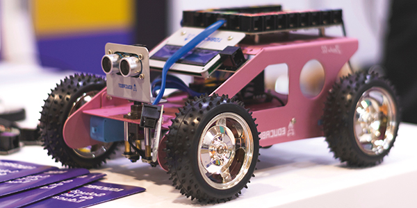 Robotics: Roboter zum Leben erwecken